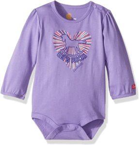 Body bebé Púrpura