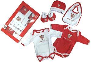 Body bebé Sevilla FC