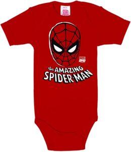 Body bebé Spiderman