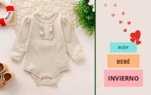 Bodys de bebé ideales para el invierno