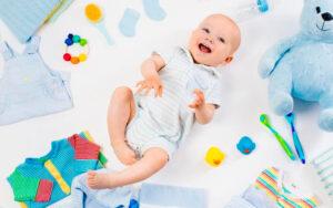 Los Bodys, la prenda preferida por los bebés