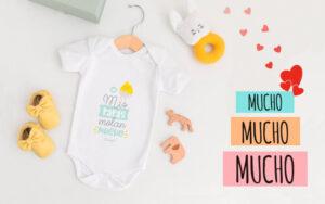 ¿Cuántos bodys necesita un bebé?