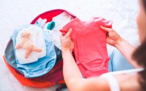 ¿Cómo elegir la ropa más adecuada para mi bebé?