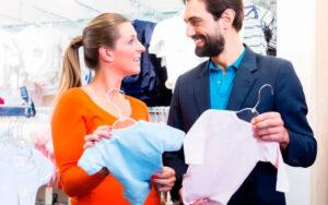 Principales tipos de bodys para bebés