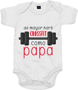 Body bebé Crossfit
