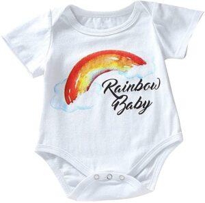 Body bebé Arcoíris