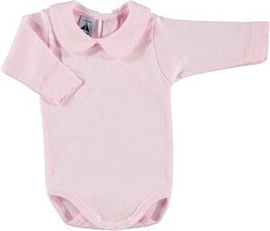 Body bebé Cuello Volante