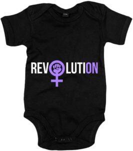 Body bebé Feminista