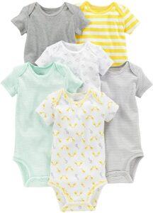 Body bebé Short-Sleeve