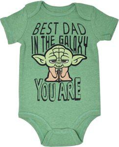 Body bebé Yoda