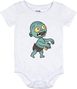 Body bebé Zombies